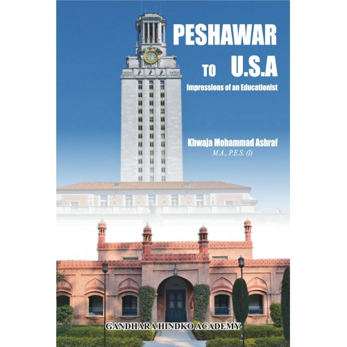 Peshawar to USA